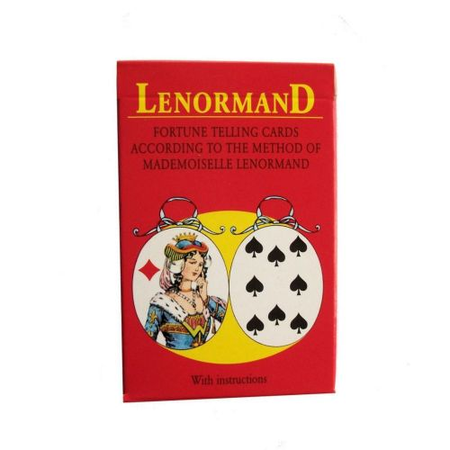 Jeu Mlle Lenormand Fortune Telling Cards